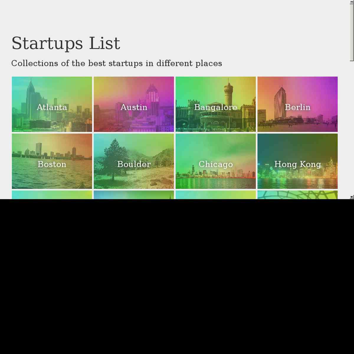 startups-list.com