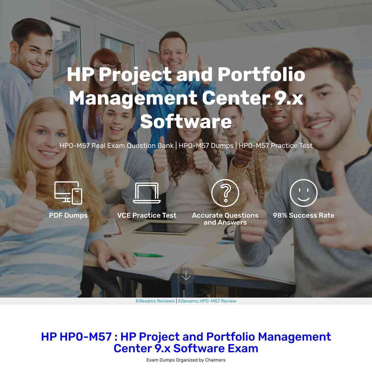 Valid and up to date HP0-M57 exam Exam Questions with Latest Topics