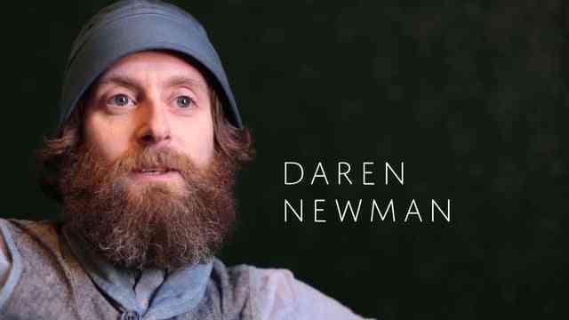 Self Initiated: Daren Newman