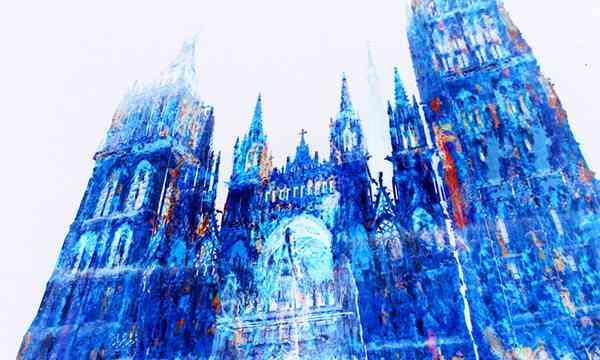 La grève des cathédrales - Eden Saga