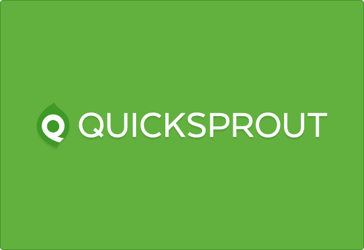 Quick Sprout — Make Better Content