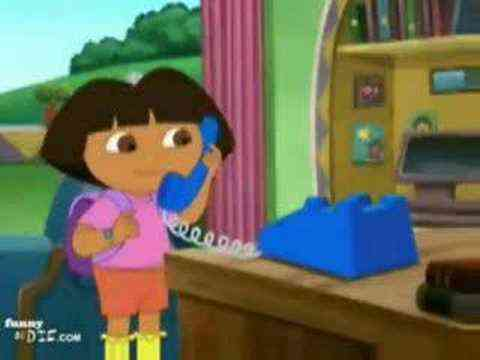 Dora the Explorer Get's Yelled At By Serial Mom