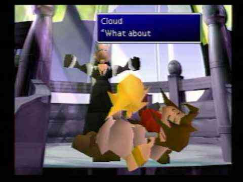 Final Fantasy VII Aeris/Aerith Death