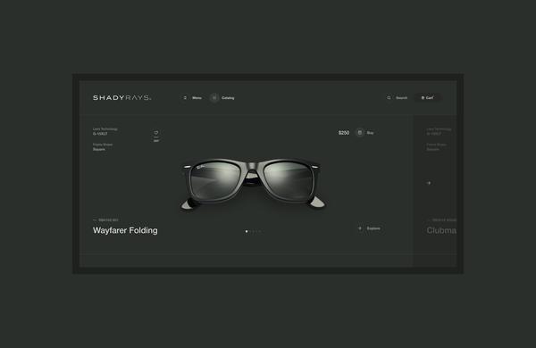 ShadyRays Sunglasses   Product page