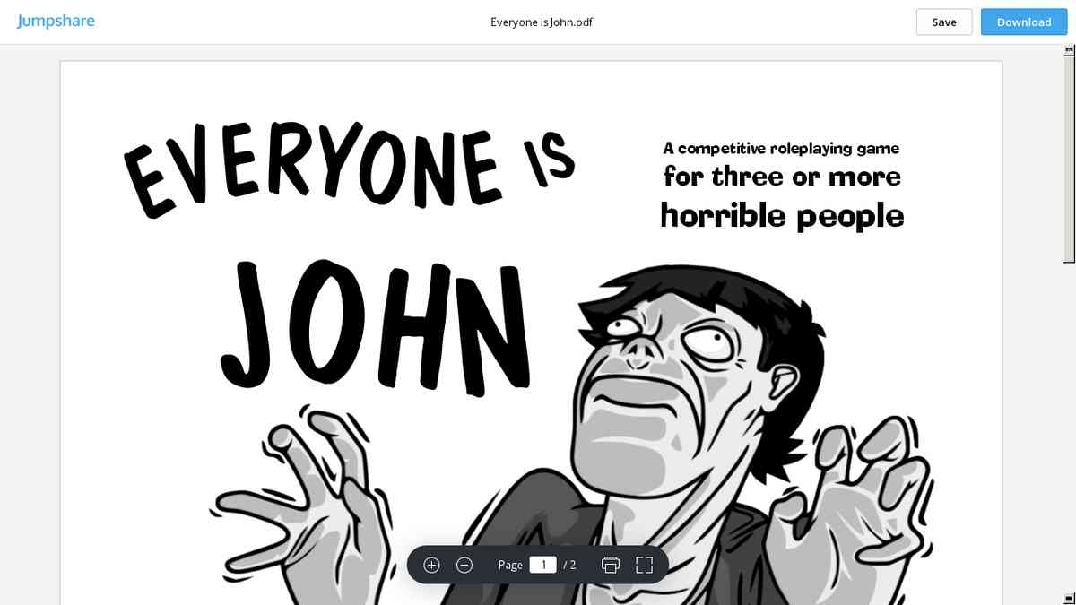 (pdf) Everyone is John