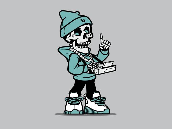 DJ Mascot