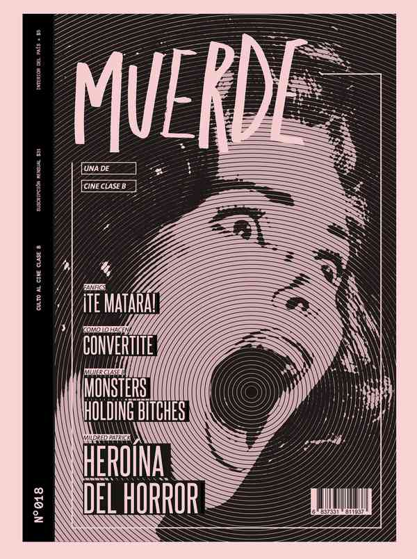 Muerde magazine| Cover
