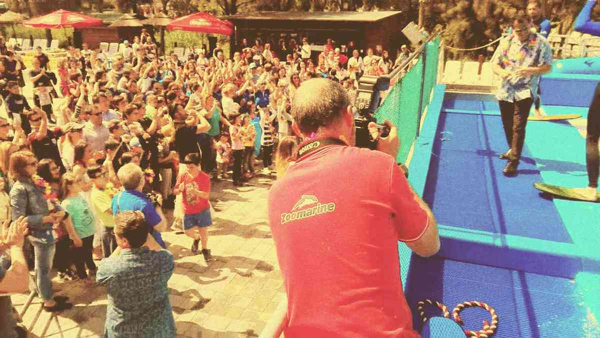 ZooMarine Flowride with Pettirosso Surf School