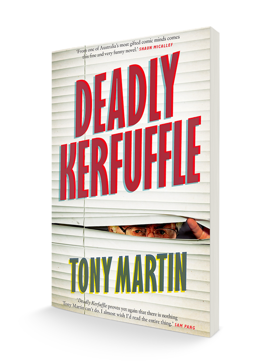 Deadly Kerfuffle - *J*O*N*E*S* - Medium