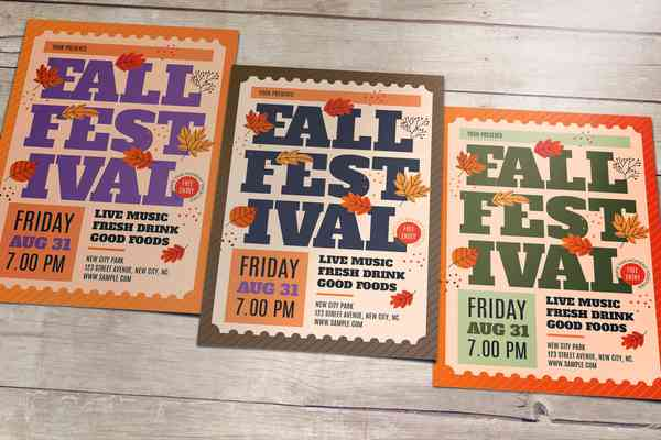 $ Fall Festival