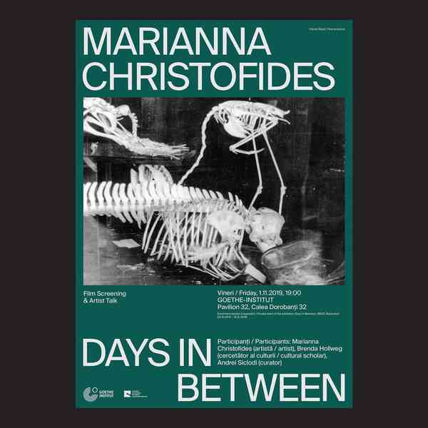 Days in between | Poster