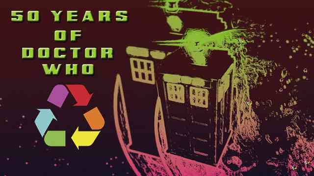 Doctor Who : Eclectic Method's 50th Mix