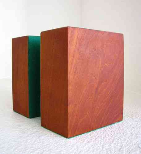 Bob Stockdale weighted bookends