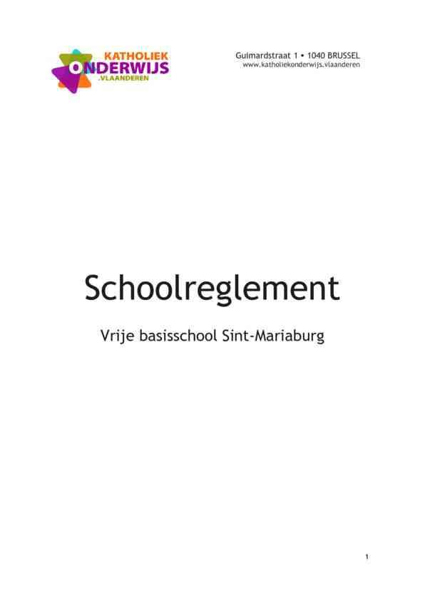 schoolreglement_juni 2019 aangepast