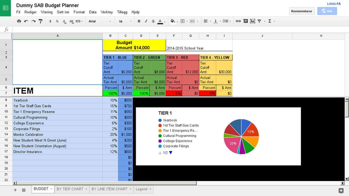 dummy sab budget planner google sheets google apps for bpl schools