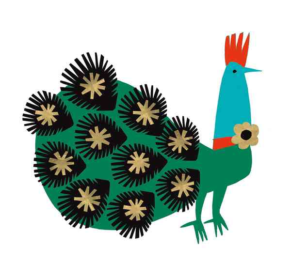 Magical Adventure   Peacock