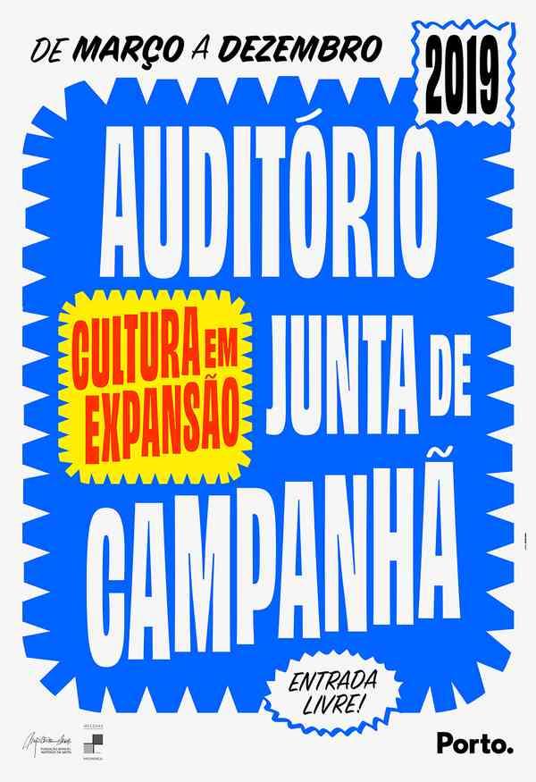 Cultura em Expansão 2019 | Poster
