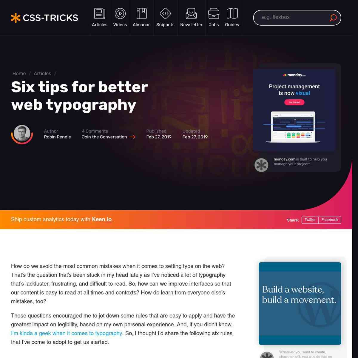css-tricks.com/six-tips-for-better-web-typography/