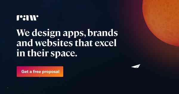 Raw.Studio   Strategy, UX/UI & Branding Sydney Agency