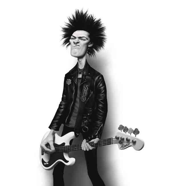 Rock Figures   Sid