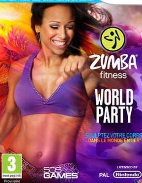 Zumba Fitness. World Party