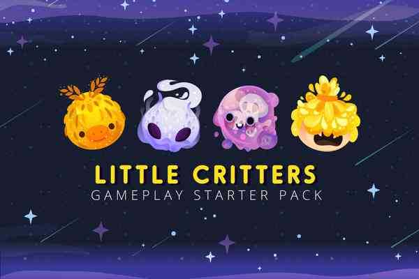 $ Little Critters Gameplay Starter Pack