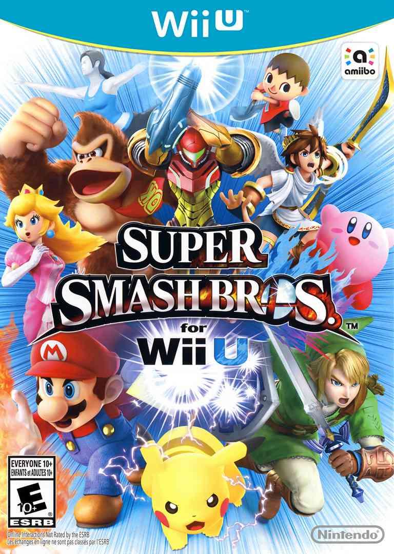 Super Smash Bros pour Wii-U