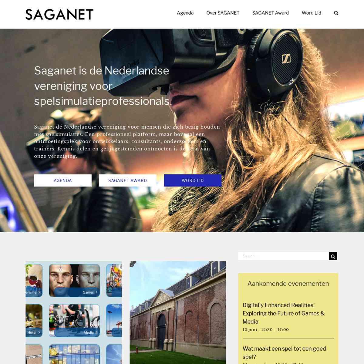 saganet.nl