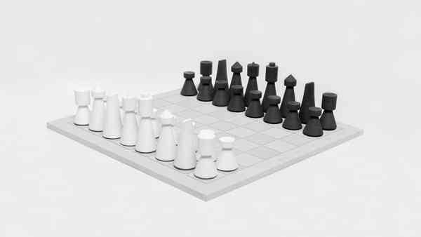 Concrete chess