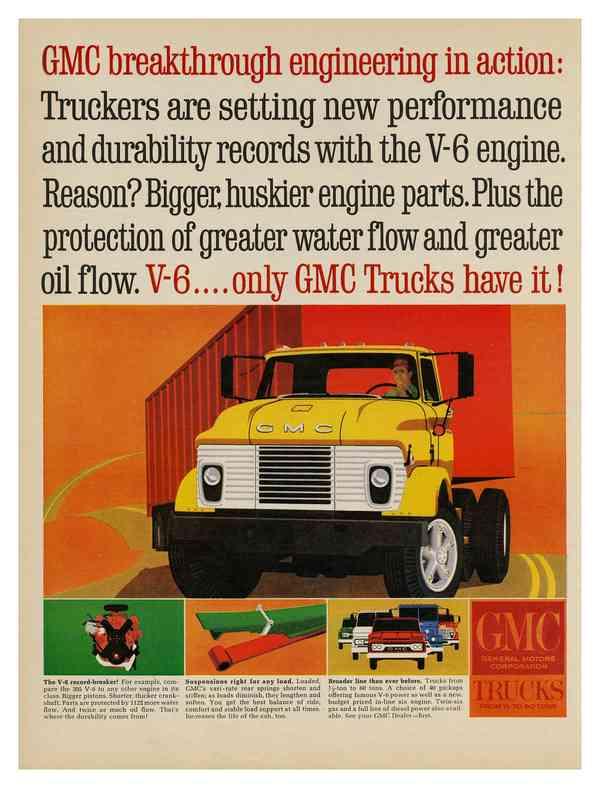 GMC Trucks (1963)