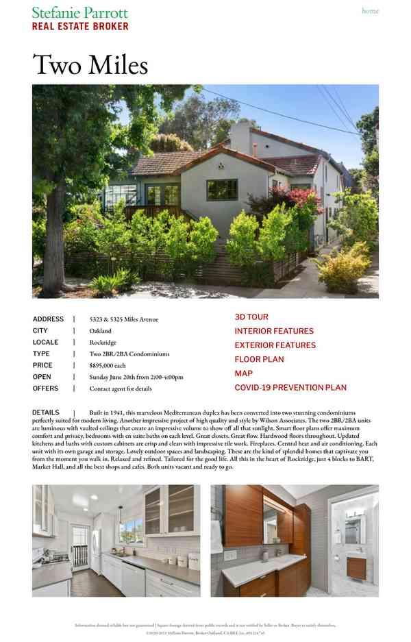 5323 and 5325 Miles | Stefanie Parrott Real Estate