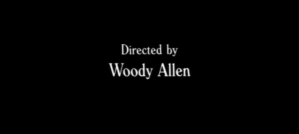 Woody Allen film titles (1977–2012) - Fonts In Use