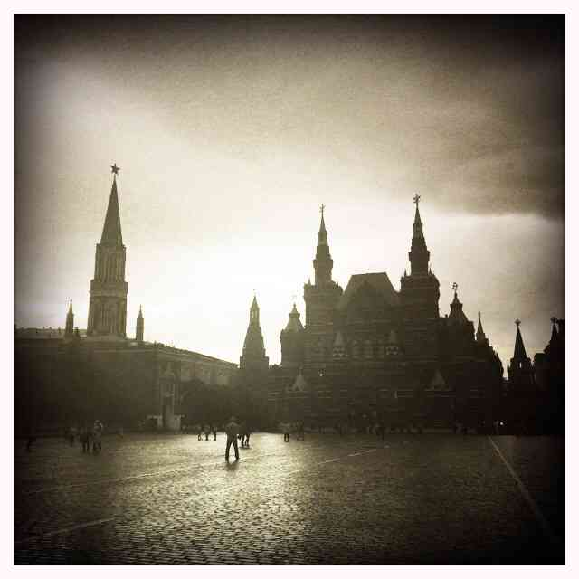 Moscow, day two
