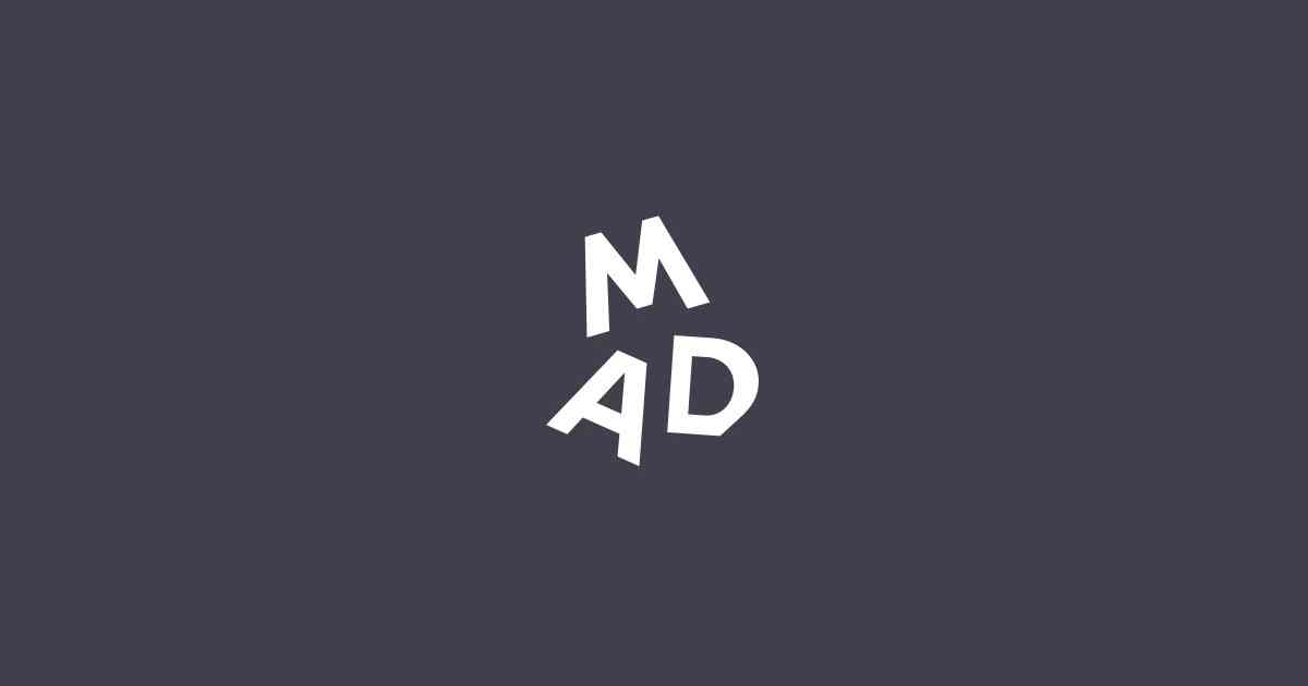 MAD – Digital Product Studio