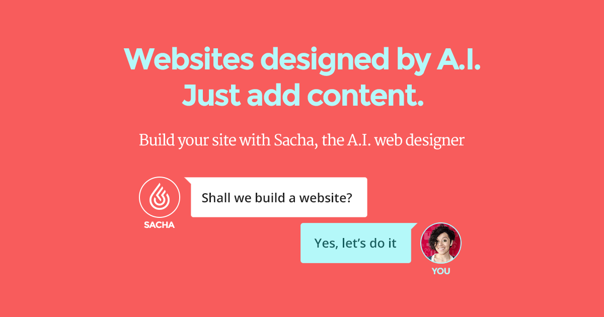 Firedrop - Your personal A.I. web designer