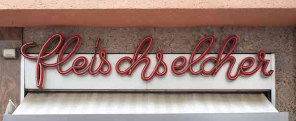Fleischselcher | butcher