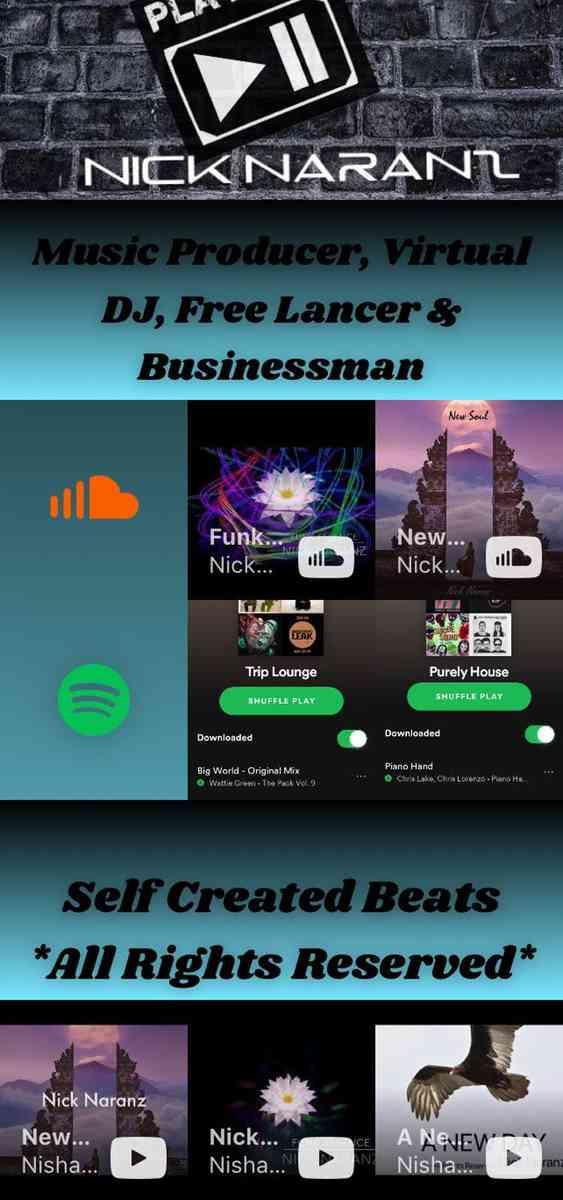 Beats by Nick Naranz