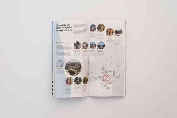 Visit Maia | Page spread