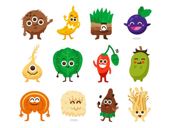 Food Monsters!