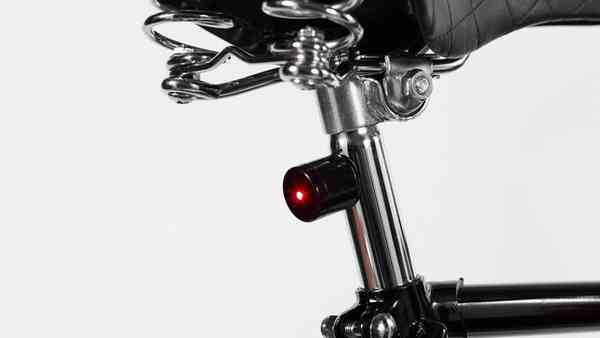 LUCETTA, magnetic bike lights
