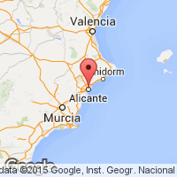 Calle San Mateo, Alacant, Alicante, Spain