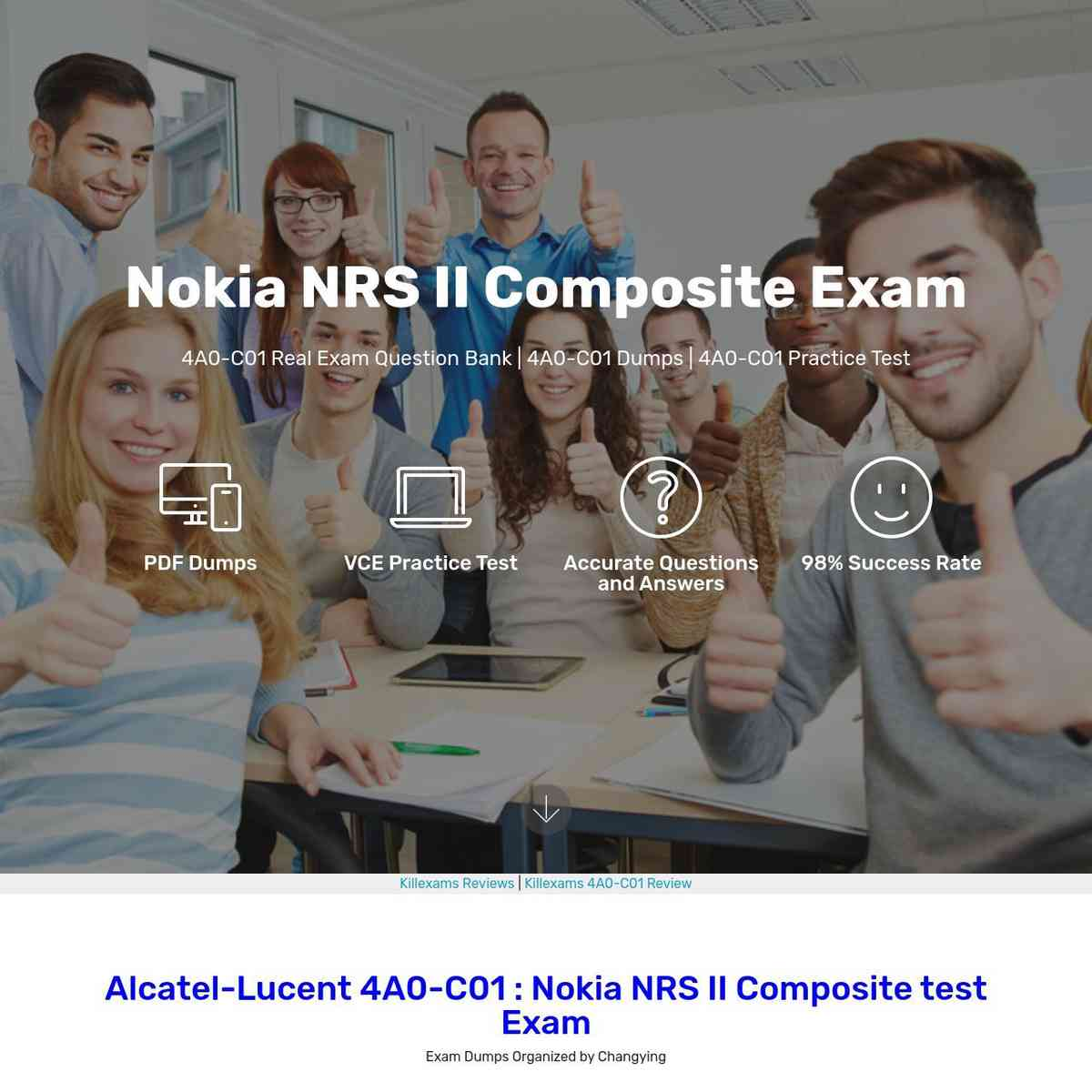Download links for Latest Topics to pass 4A0-C01 exam