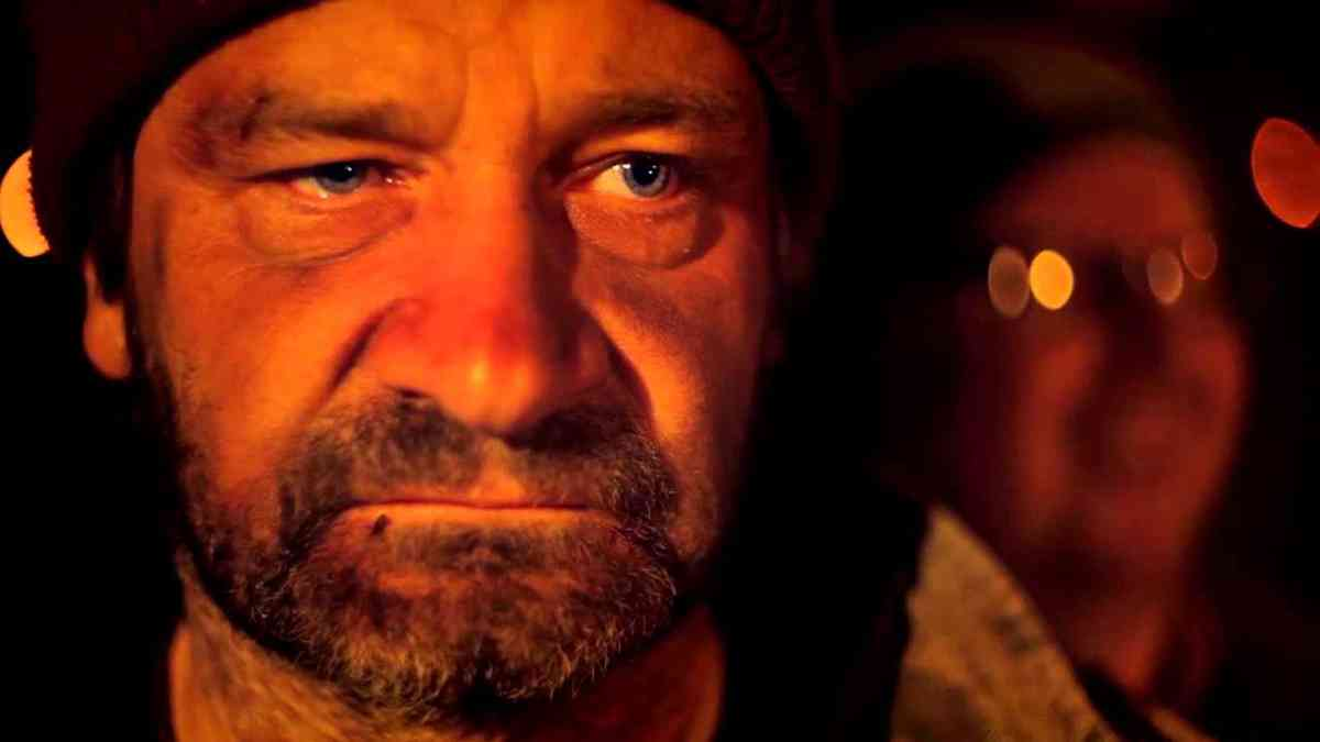 HOMELESS BUT COOL. Clip from The Watcher a film by Joe O'Byrne.