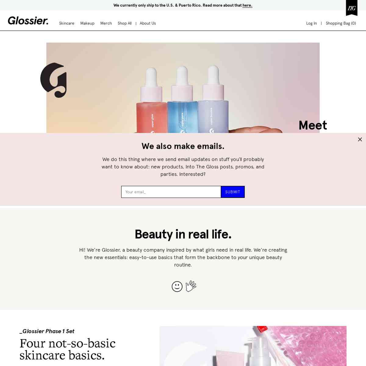 A Beauty Brand Inspired by Real Life