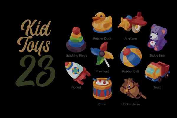 $ Kid Toys