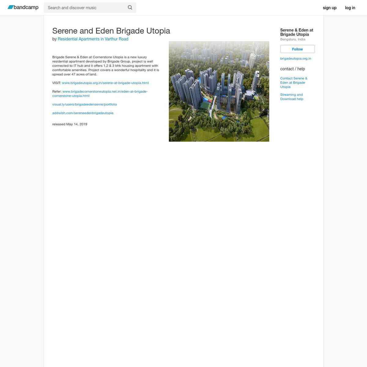 Brigade Eden at Utopia