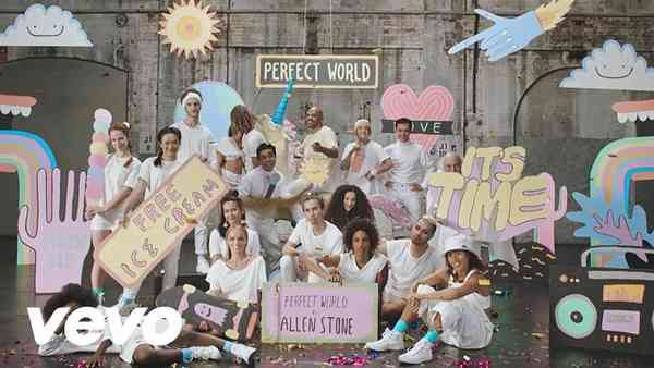 Allen Stone - Perfect World