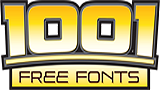 1001 Free Fonts - Download 37286 Fonts