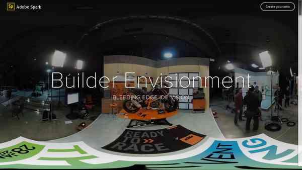 Builder Envisionment
