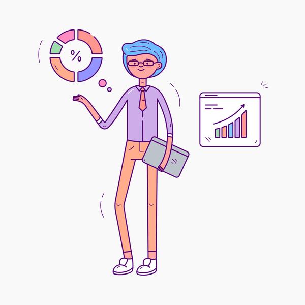 $ Zaap! Illustration Kit | Marketer
